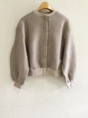 THE SHINZONE/FLEECE CAPELIN CARDIGAN