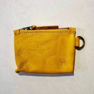 CAPYBARA Coin Case �〈Yellow〉
