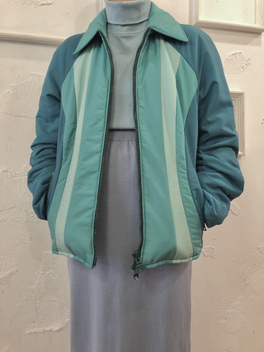 Vintage Ski Jacket Green M