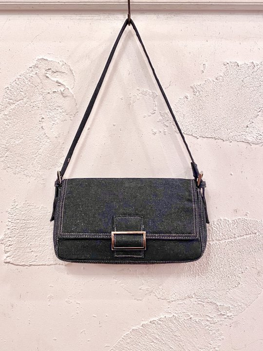 Vintage Denim HandBag