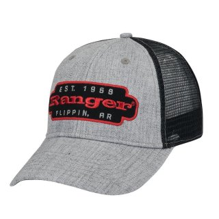 【Ranger Boats レンジャーウェア】 パッチキャップ