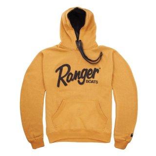 【Ranger Boats レンジャーウェア】RANGER LIFESTYLE HOODIE - HEATHER GOLD